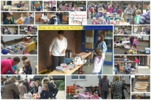 Schul-Flohmarkt der Ludwigschule